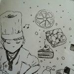 コンテストに共通のものを見た!★広島製菓専門学校さんの製菓製パン祭に行ってみたよ