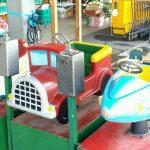 懐かしい昭和の子供の乗り物★昔は何故か、お店の前にあったよね