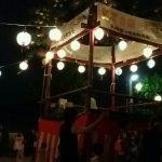 町内会のお祭り★39年間続けている慰霊祭と盆踊り