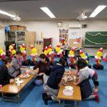 広島の子供会でバルーン教室!★いつもと違った風船を使ったバルーン教室も楽しいよ