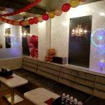 広島の夜のお店を飾る★バルーン装飾の依頼は、どうするの?😊