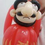 広島で、今年最初のバルーン教室1回目は達磨★私のバルーン教室で気をつけてるところ