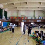 広島の小学校、今学期のPTC活動始まりましたよ(*^_^*)